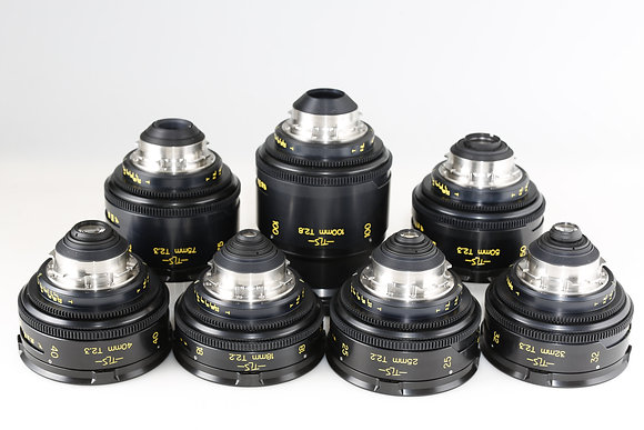 Cooke Speed Panchro TLS