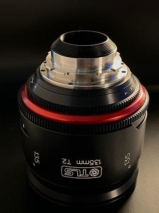 Canon K35 TLS rehoused