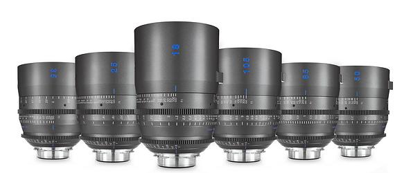 Tokina Vista One Prime 18,25,35,50,85,105