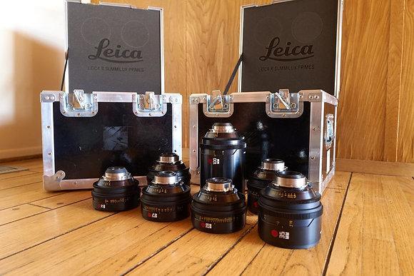 Rehoused Leica R Summilux