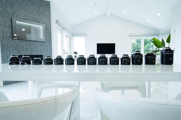 GLOptics MK4 rehoused Nikkor 14 lens set