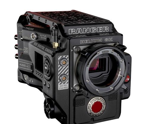 Red Ranger Gemini Camera package