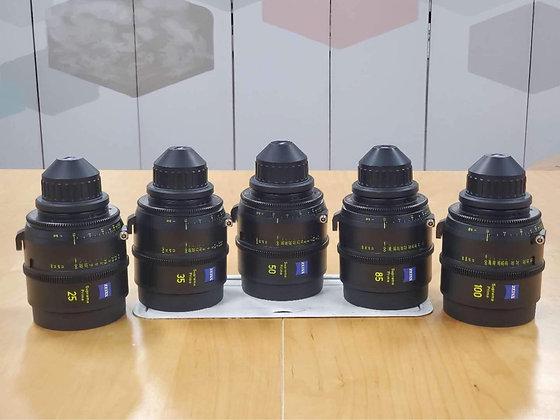 Zeiss Supreme Prime 25,35,50,85,100