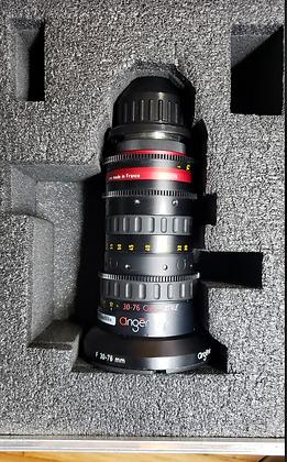Angenieux Optimo 16-40 & 30-76 Style Lenses