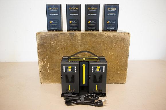 Hawk Woods Battery Pack