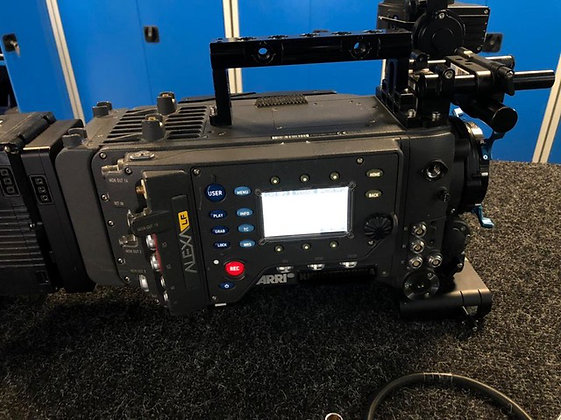 Arri Alexa LF camera package
