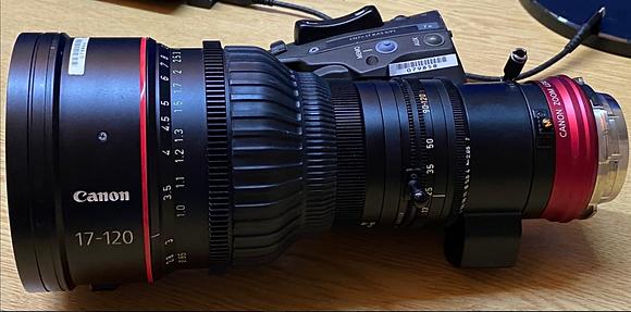 Canon 17-120 Lens