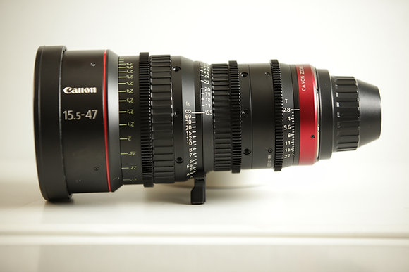Canon 15.5-47 compact zoom