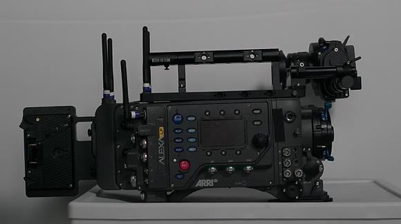 Alexa LF Camera package