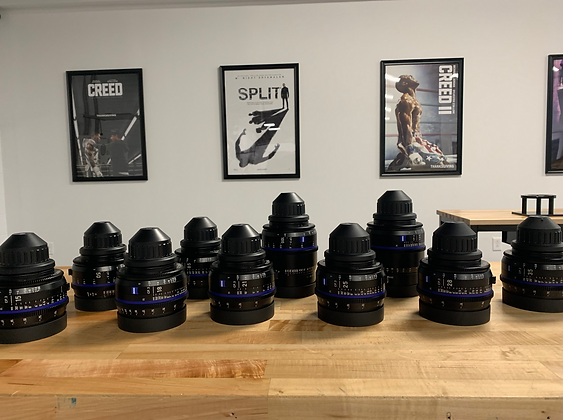Zeiss CP.3 15,18,21,25,28,35,50,85,100,135
