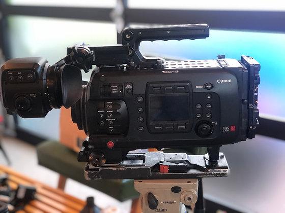 Canon C700 Full Frame Camera package