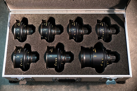 Cooke Speed Panchro TLS 18,25,32,40,50,75,100