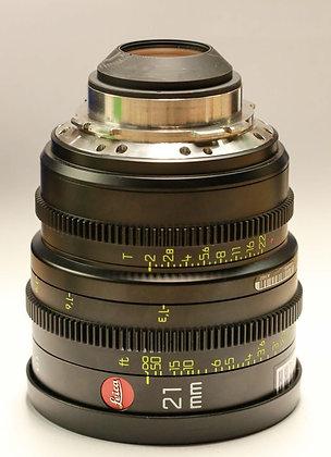 Leica Summicron 21,29,40,135