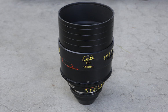 Cooke S4 14,16,18,21,25,27,32,35,40,50,65,75,100,135