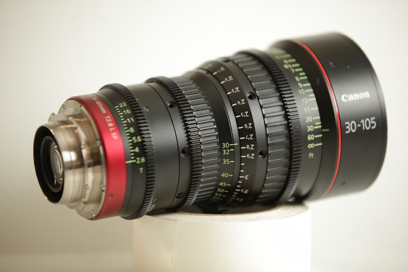 Canon 30-105 compact zoom