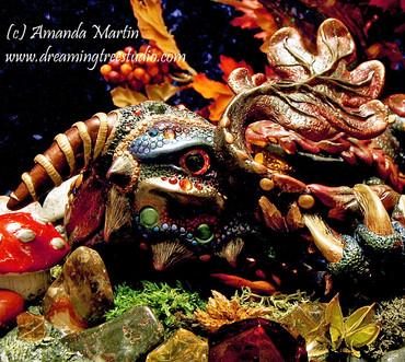 'Baby Autumn' Dragon