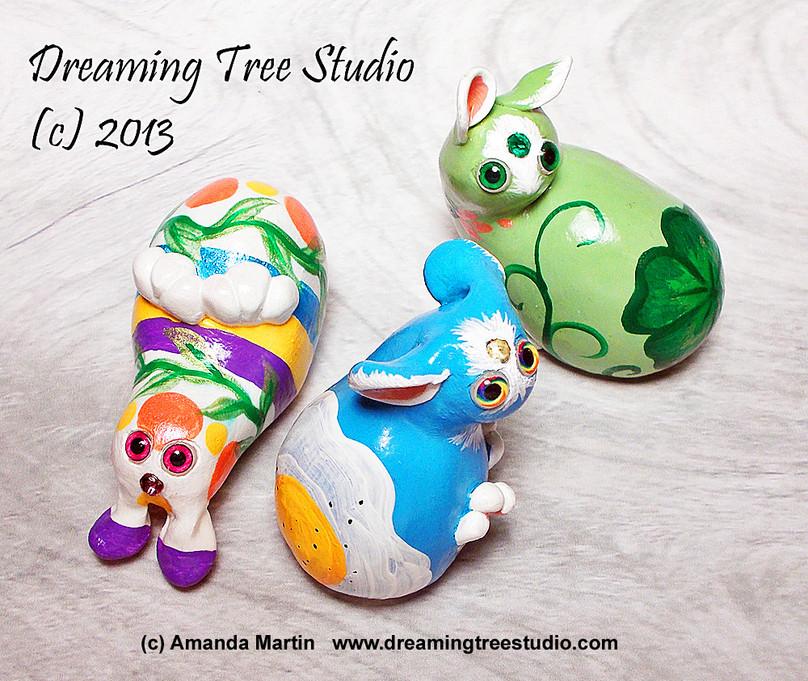 'Turble' Trio figurines