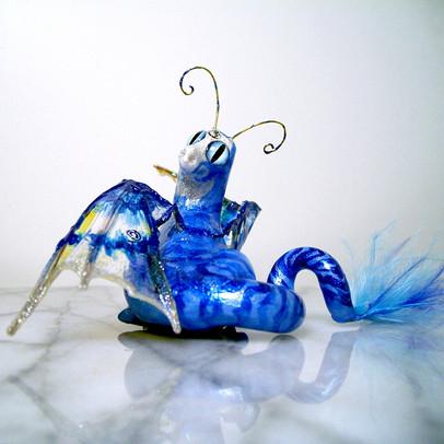 'My Blue Diamond' 'Fyreflytt'