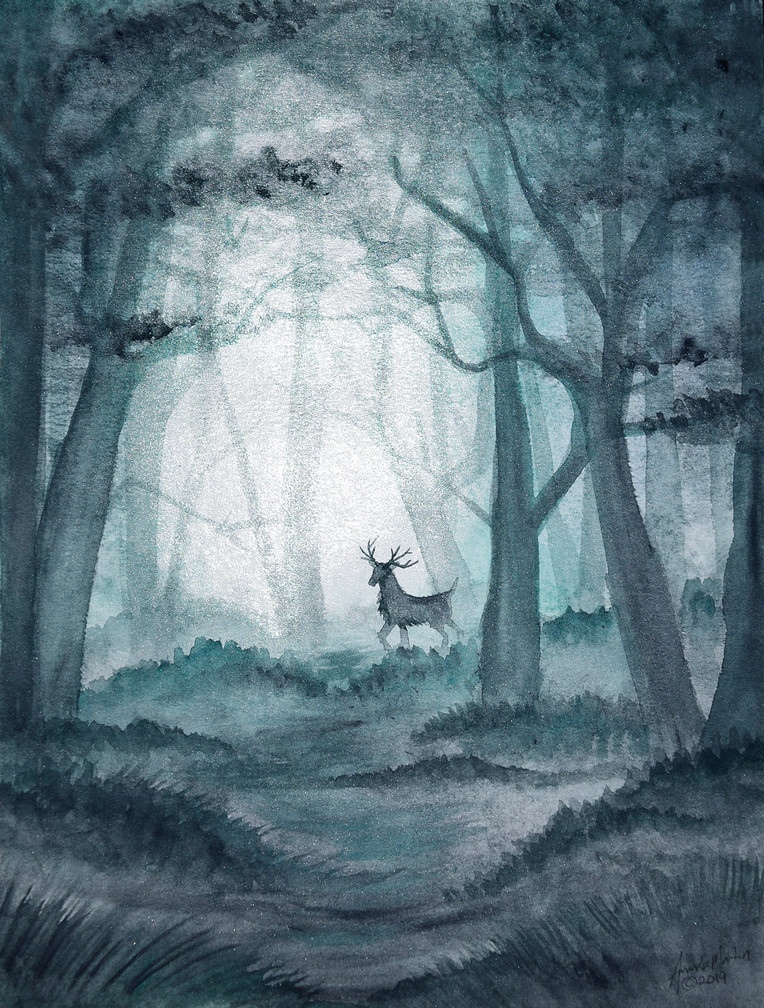 'Leaving The Forest'