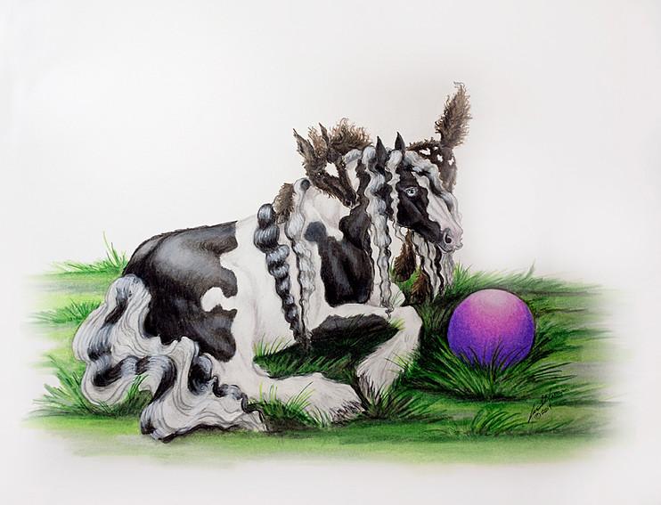 'Little Foal' #4