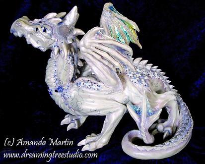 'Baby Winter' Dragon