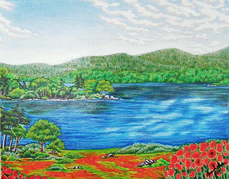 'Summer Landscape'