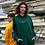 Thumbnail: Alexis | Green Hoodie
