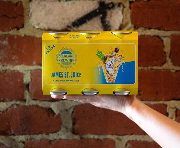 James St Juice 6 pk