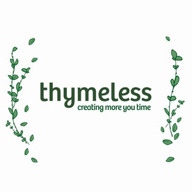 thymeless branding