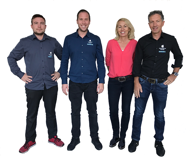 Teambild von Compu-Trade Wyss in Hettiswil