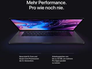 """Neu MacBook Pro 13"""" und 15"""""""