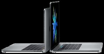 Apple MacBook Pro mit Touch Bar und Touch ID