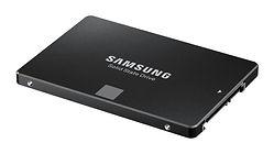 Samsung Solid State Drive SSD Flash Laufwerk