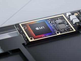 Apple präsentiert eigene Prozessor-Generation