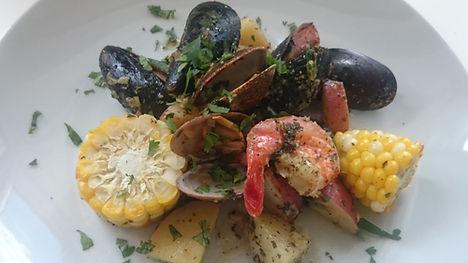 Canadian Boil Seafood Pocket- Brawta Car