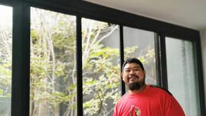 รีวิว งานติดตั้งมุ้งจีบบานอิสระ บ้านคุณป๊อบปองกูล รามคำแหง