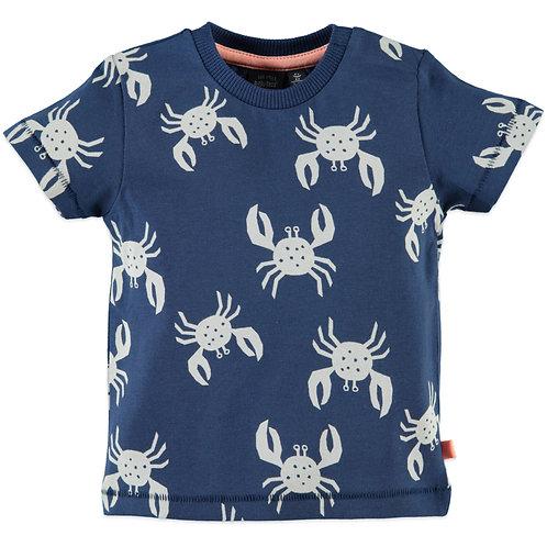 "T-Shirt ""Crab"""