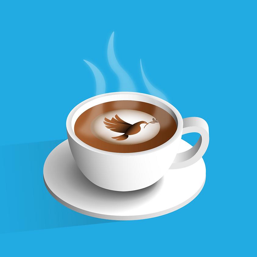 Chat-uccino: SOFIA's virtual coffee hours