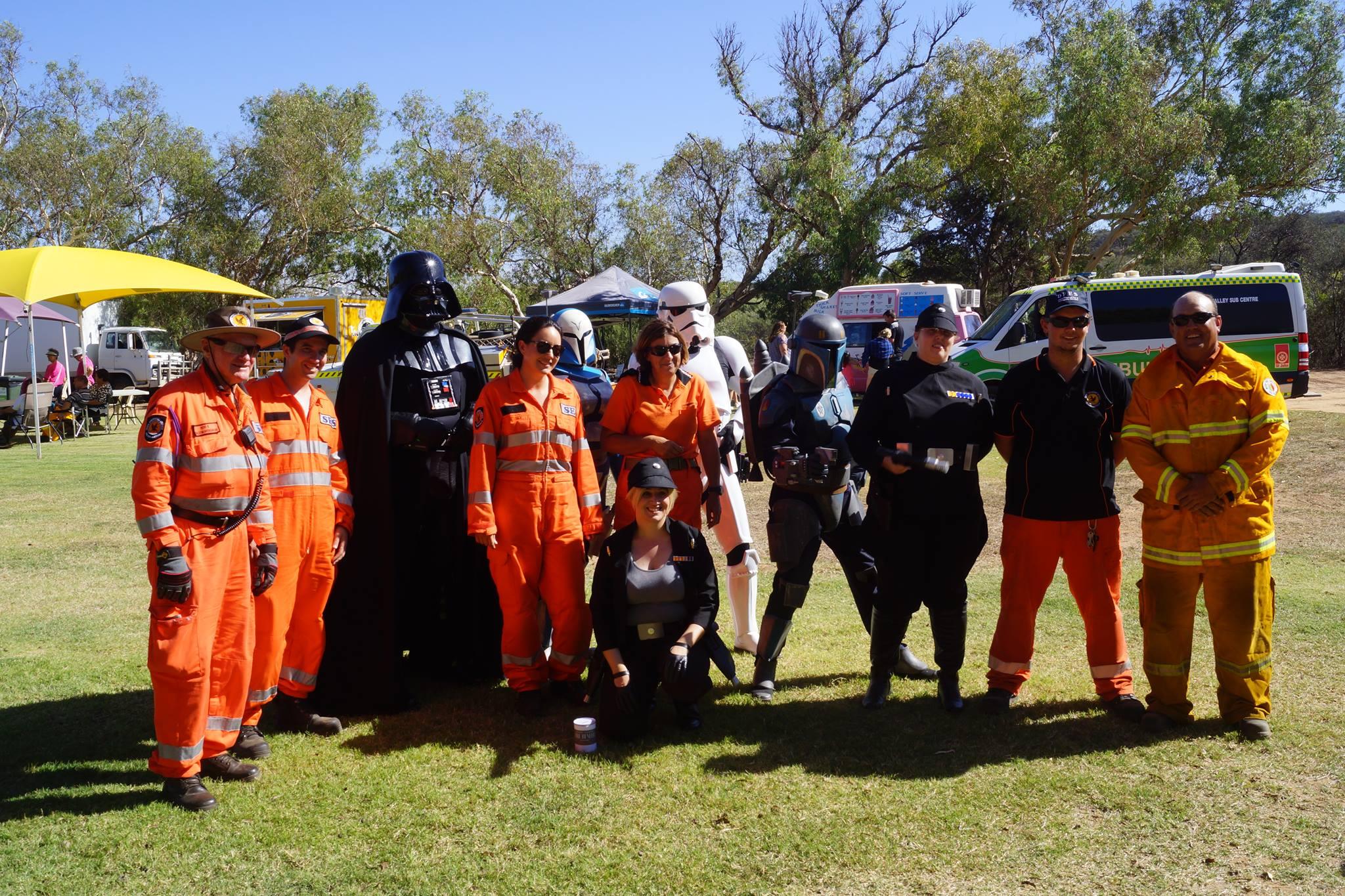 501st Legion Desert Scorpion Squad