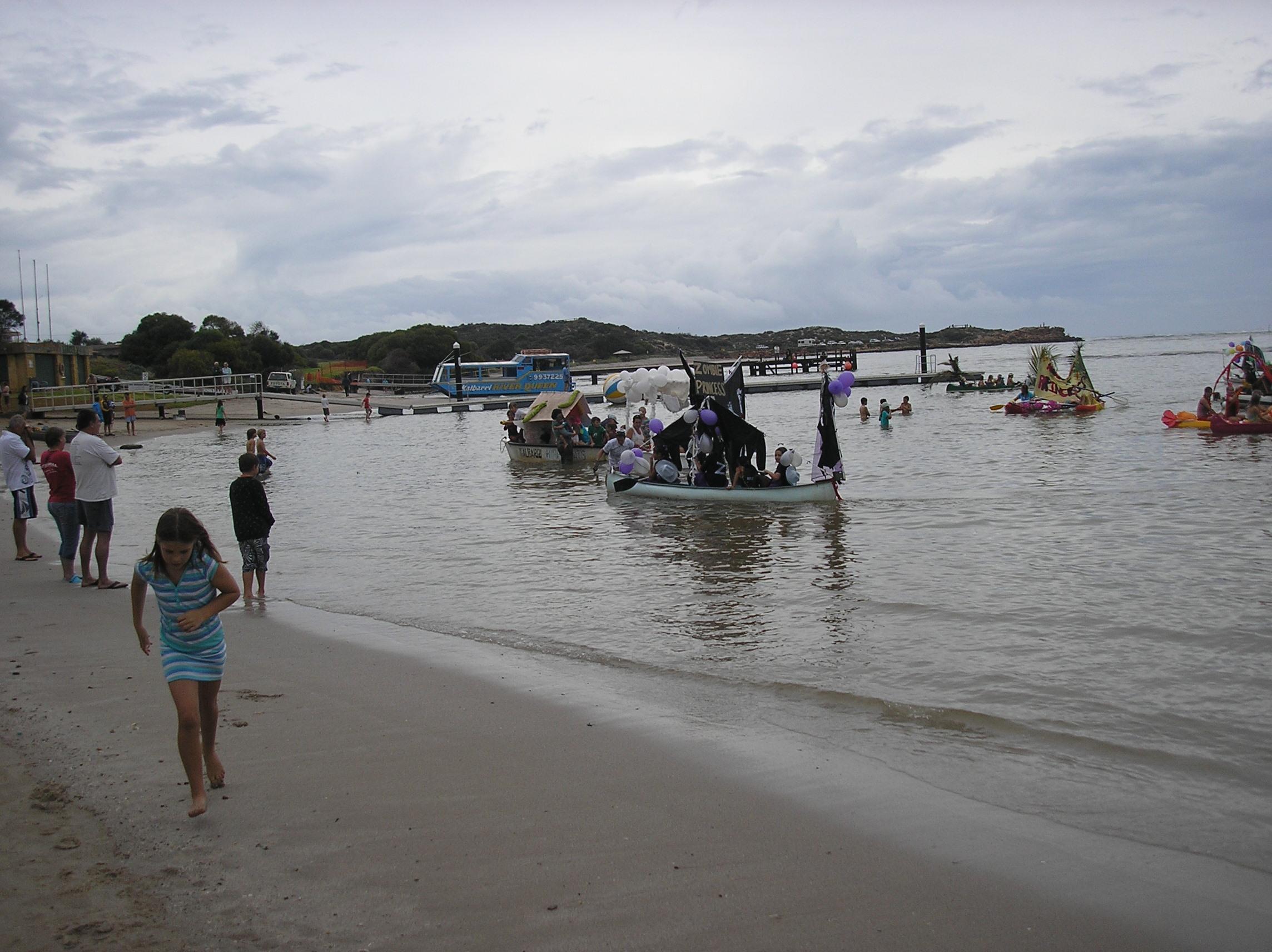 Kalbarri_Rock_Lobster_Canoe_Capers