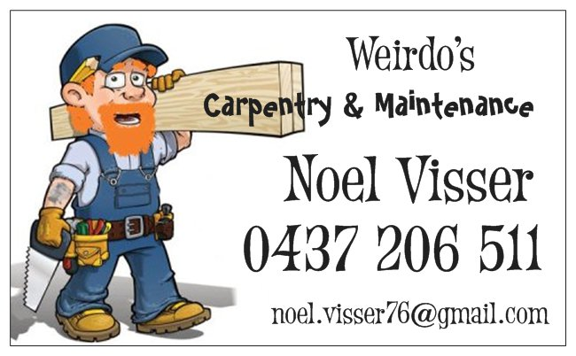 Wierdos Carpentry and Maintenance