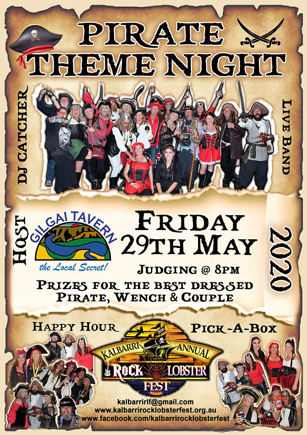 7_Kalbarri_Rock_lobster_Fest_Pirate_Them