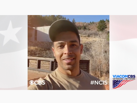 ViacomCBS Talent Wishes a Happy Veterans Day