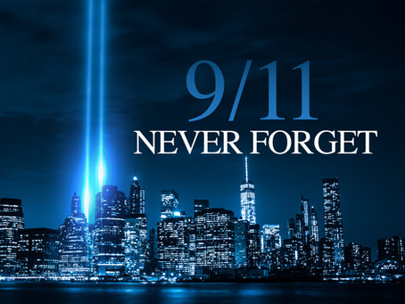 IN REMEMBRANCE OF 9/11