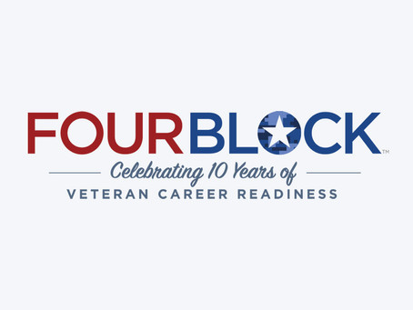 ViacomCBS Veterans Network and LinkedIn mentors FourBlock student Veterans for industry careers