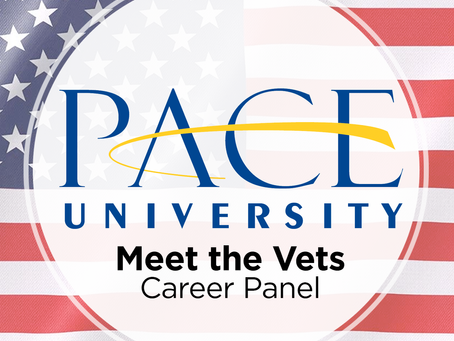 ViacomCBS Veterans Network join Pace University's Meet the Vets Career Panel