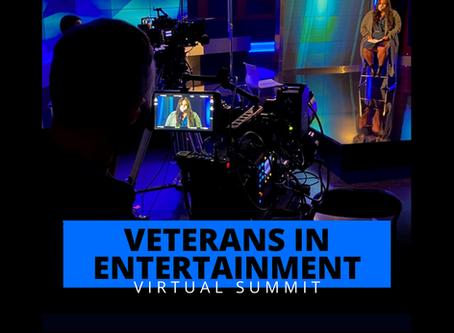 Veterans in Entertainment Virtual Summit