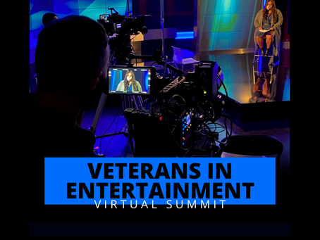 ViacomCBS Veterans Network is a Gold Sponsor of the Veterans in Entertainment Virtual Summit 2020