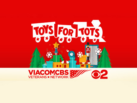 Toys for Tots NYC Drive Wrapped Up Successfully!