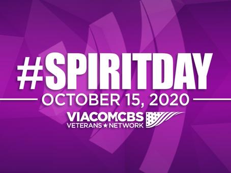 #SpiritDay October 15, 2020
